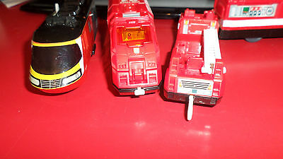 Tomy Tomica Electric Trains