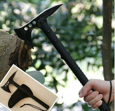 Hunting Camping Axe, Survival Tactical Tomahawk Axe, Fire Axe Hand Tool-FB01