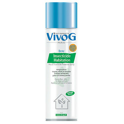 Spray Insecticide pour habitation