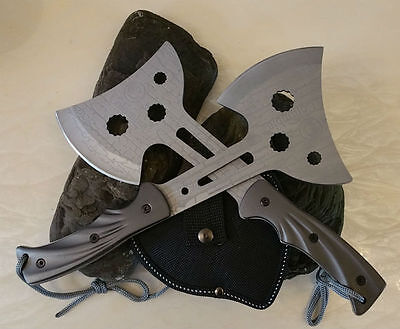 Multifunction Camping & Hunting Axe-Trip Hand Tool-Ultimate Survival Axe-FD31SIL