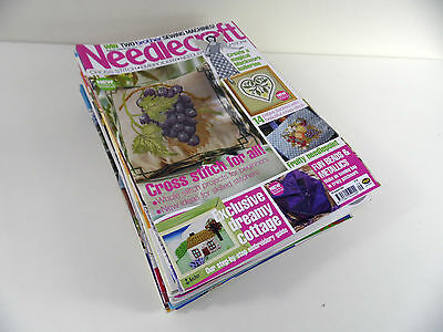 Needlecraft Magazine Collection ( 26 Issues Total)