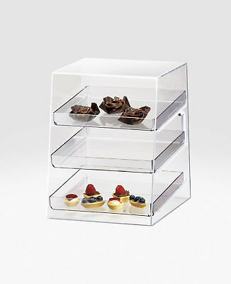 Cal-Mil 3 Tray Display Case