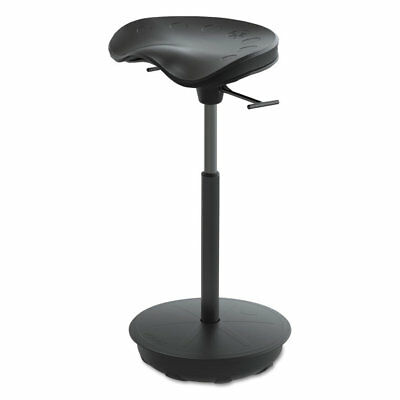 Safco Products Company Active Pivot Focal Upright Height Adjustable Seat Stool