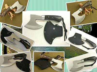 Ultimate Hunting-Camping-Survival Axe-Tactical-Fire Axe Hand Tool-FB702-Kitchen