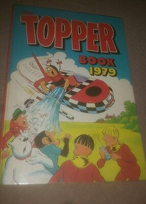 The Topper Book 1979