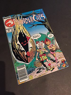 Thundercats 24 - Last Issue - Very Hard To Find - Canadian Newsstand