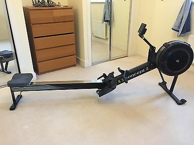 Concept 2 Model D Rower PM5
