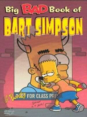 Big bad book of Bart Simpson. by Igor Baranko (Paperback)