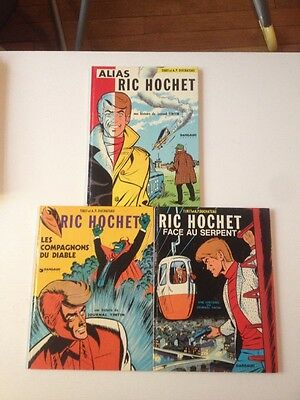 Lot Ric Hohet Tbe Reed Annees 70
