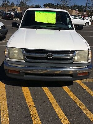 1999 Toyota Tacoma  1999 Toyota Tacoma Extended Cab Pickup 4 Cylinder Automatic Great Shape @@LOOK@@