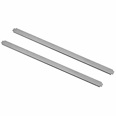 "POWERTEC HSS Planer Blades for Ryobi 13"" Planer AP1301 Set of 2 New"