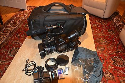 Sony Pmw-Ex3 Xdcam Solid State Camcorder With Extras