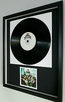 Oasis-The Masterplan Original CD-Limited Edition-VINYL-Certificate-