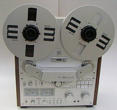 Akai GX- 636 Reel to Reel With Manuals in Excellent condition, Fully functional