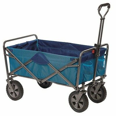 Folding Wagon Strong Solid Frame Construction ***NEW***