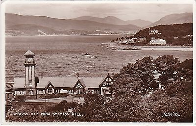 View From Station Hill, WEMYSS BAY, Renfrewshire RP