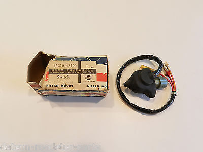 Datsun Roadster headlight high beam switch floor mounted SPL310 NOS