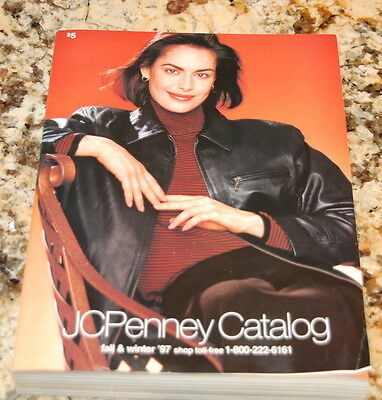 Jcpenney 1997 Fall And Winter Catalog