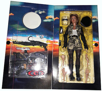 "Cy Girls Action Figure Kat 1:6 - 12"" In Box"