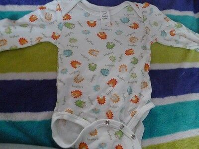 Body longues manches C&A Baby Club taille 62 (2)