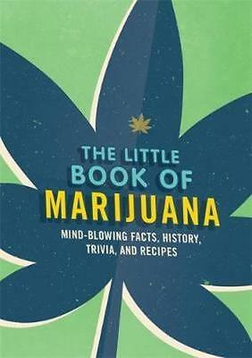 NEW The Little Book of Marijuana By Spruce Spruce Paperback Free Shipping