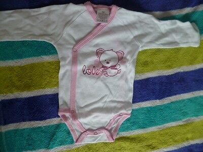 Body longues manches taille 3 mois (2)