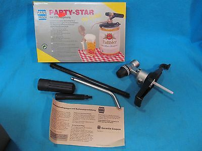 Nos Fass-Frisch Party Star Deluxe Beer Tap System