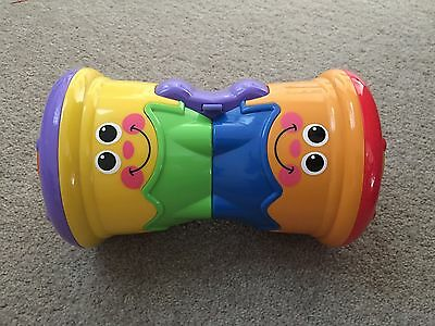 Fisher Price drums - Go baby Go Crawl along drum