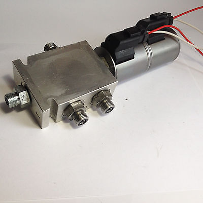 Hydraforce Sv10- 47A Directional Hydraulic Solenoid Operated Valve