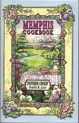 *memphis Tn 2006 Cook Book *southern Cookin *pearlie B Scott *tennessee Recipes