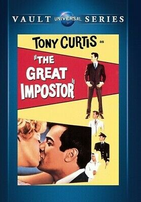 The Great Impostor [New DVD] Manufactured On Demand, NTSC Format