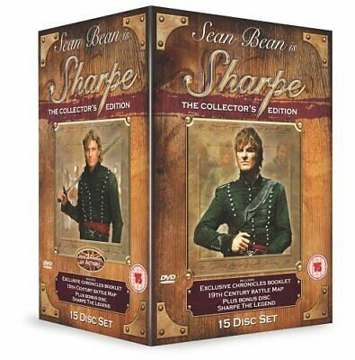 Sharpe: The Complete Series (Collector's Edition) [DVD] [1993] - DVD  GWVG The