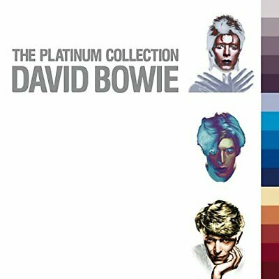 David Bowie - The Platinum Collection - David Bowie CD 94VG The Cheap Fast Free