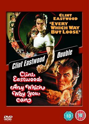 Every Which Way But Loose/Any Which Way You Can [DVD] - DVD  SKVG The Cheap Fast