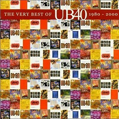 Ub40 - New Best Of (Night Of - Ub40 CD MLVG The Cheap Fast Free Post The Cheap