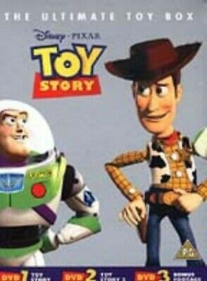 Toy Story: The Ultimate Toy Box [DVD] [2000] - DVD  CIVG The Cheap Fast Free