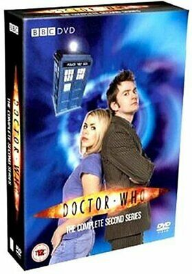Doctor Who - The Complete BBC Series 2 Box Set [DVD] - DVD  02VG The Cheap Fast