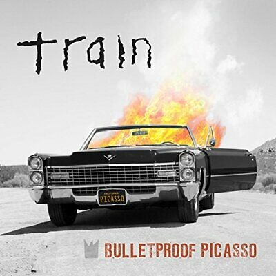 Bulletproof Picasso -  CD G0VG The Cheap Fast Free Post The Cheap Fast Free Post