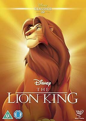The Lion King [DVD] - DVD  36VG The Cheap Fast Free Post