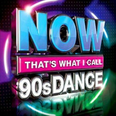 Various Artists - NOW That's What I Call 90s Dance - Various Artists CD N0VG The