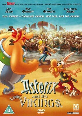 Asterix And The Vikings [DVD] - DVD  VUVG The Cheap Fast Free Post