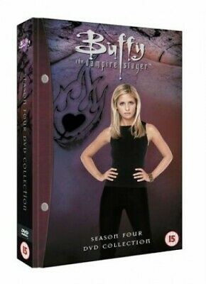 Buffy the Vampire Slayer - Season 4 [DVD] [1998] - DVD  THVG The Cheap Fast Free