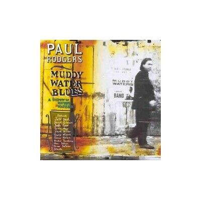 Paul Rodgers - Muddy Water Blues - Paul Rodgers CD DYVG The Cheap Fast Free Post