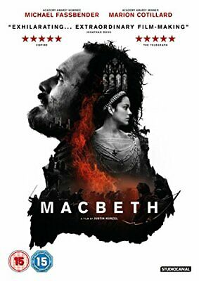 Macbeth [DVD] - DVD  06VG The Cheap Fast Free Post