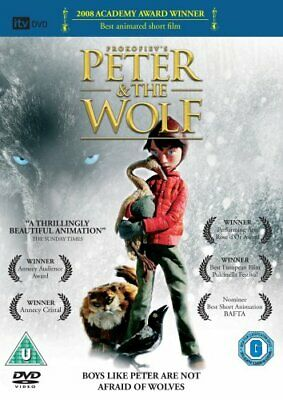 Peter And The Wolf [DVD] - DVD  06VG The Cheap Fast Free Post