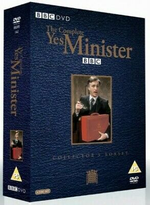 The Complete Yes Minister - Collector's Boxset [1980] [DVD] - DVD  ROVG The
