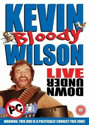Kevin 'bloody' Wilson: Live [DVD] - DVD  T2VG The Cheap Fast Free Post