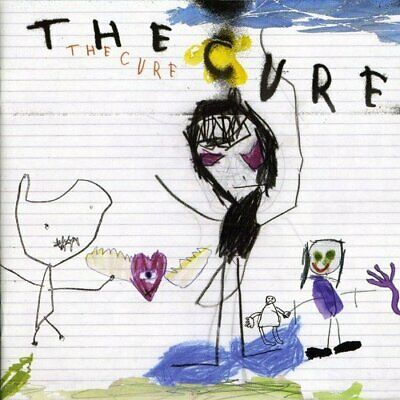 The Cure - The Cure - The Cure CD 7OVG The Cheap Fast Free Post The Cheap Fast