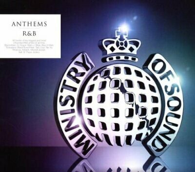 Various Artists - Ministry of Sound Anthems R&B - Various Artists CD ZOVG The