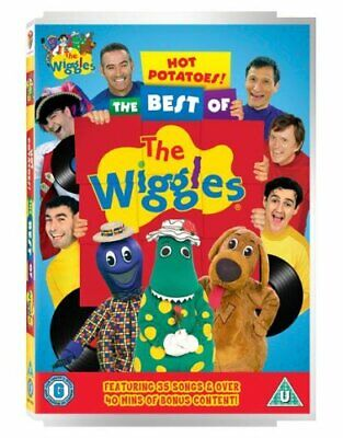 Hot Potatoes! The Wiggles - The Best Of The Wiggles [DVD] [2009] - DVD  EQVG The